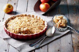 Idée recette minceur Recette de Crumble aux Pommes