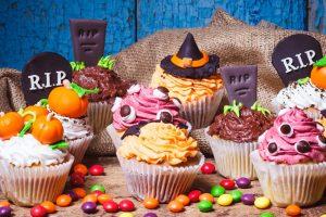 Recette de Cupcakes Mortels La meilleure Recette pour Halloween